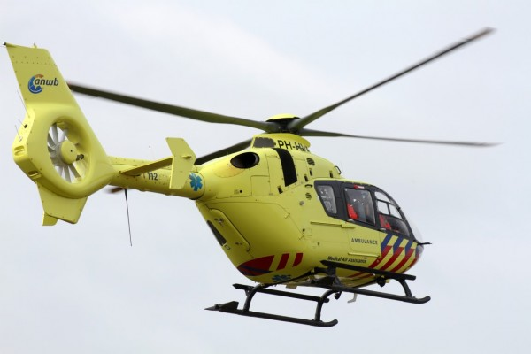 Traumahelikopter lifeliner 2
